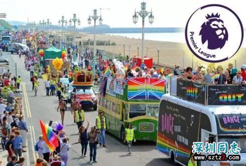 同性恋节日将出现无人大巴,抗议英超没有球员出柜