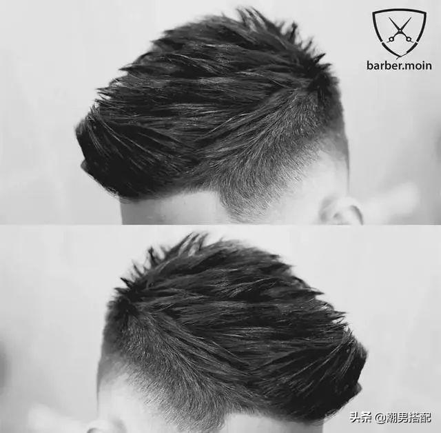 秋冬男生弄什么发型好看?这几款发型随便剪一个都很帅!