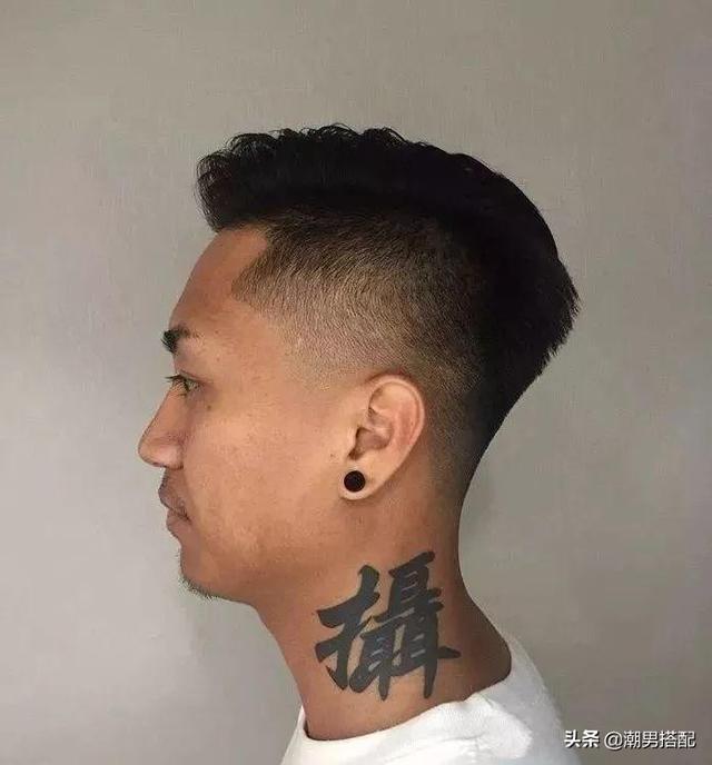 男生发型渐变是什么?9 种男士渐变发型推荐