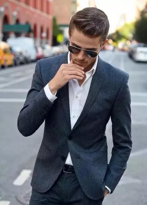 西装冷知识 对不起,我只和穿西装的男人谈恋爱